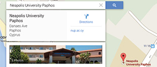 Image for View Paphos on Google Maps