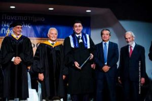 4th Graduation Ceremony of the Neapolis University in Cyprus