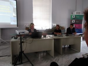 Dr.-Julia-Georgi-from-Neapolis-University-invited-from-the-Public-Power-Corporation-of-Greece-in-Athens-to-the-Mining-Restoration-Conference