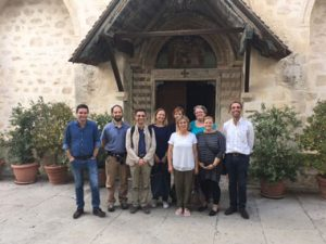 Neapolis University in cyprus hosted the Consortium Meeting of the Erasmus + project Engine4F
