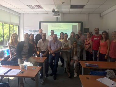 2nd Workshop for the Ph.D. Program in Co-Supervision of Neapolis University in Cyprus