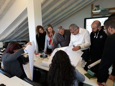 3rd Irrigation Landscape Architecture Workshop within the frame of the Masters of Landscape Architecture programme of Neapolis University in Cyprus