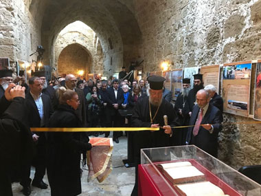 In the footsteps of Apostle Paul