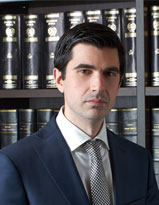 Dr. Vasileios Petropoulos - Lecturer in Law Neapolis University in Cyprus
