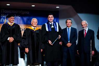 4η Τελετή Αποφοίτησης Πανεπιστημίου Νεάπολις Πάφος