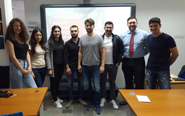 ACCA visits Neapolis University n Cyprus - ACCA Accelerate Scheme for NUP 2017 graduates