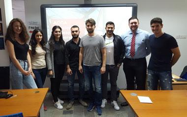 Επίσκεψη Διευθυντή Στρατηγικής & Ανάπτυξης του ACCA στο Πανεπιστήμιο Νεάπολις - Σχέδιο Επιτάχυνσης για μαθητές του Πανεπιστημίου στη Κύπρο2017