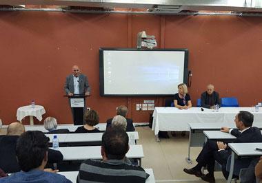 Ανοιχτή διάλεξη από τον Αρχιτέκτονα Marco Visconti υπό την Αιγίδα της Ιταλικής Πρεσβείας στην Κύπρο