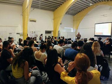 """Το Νεάπολις, Πανεπιστημίου στη Κύπρο συνδιοργάνωσε το Εργαστήριο """"Kenya Design Aid"""""""