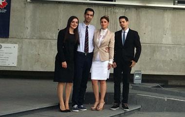 Επιτυχίες Αποφοίτων της Νομικής Σχολής του Πανεπιστημίου Νεάπολις Πάφου