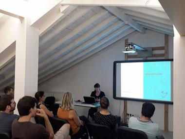 """Μεταπτυχιακό Αρχιτεκτονικής Τοπίου: Παρουσίαση Βιβλίου """"Μικροκατοικία -Άτλαντας για Αρχιτέκτονες"""""""