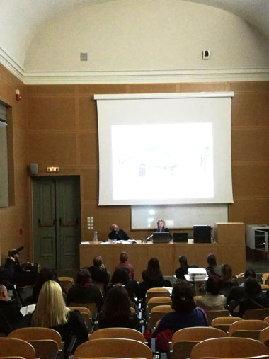 Presentation at the of Neapolis University in Cyprus Conference of the Technical University of Athens