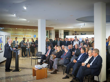 Inauguration of the Postgraduate Programme in Digital Video Production by Neapolis University in Cyprus