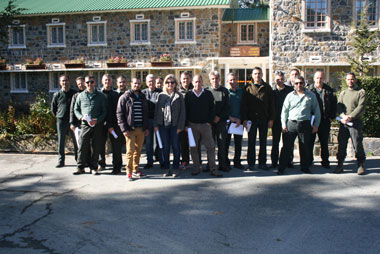 """Training Program """"Forest Landscape Architecture"""" at the Forestry College of Cyprus"""