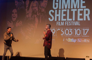 Neapolis-University-in-Cyprus-Faculty-Jason-Georgiades-Presents-at-Gimme-Shelter-Film-Festival-2018