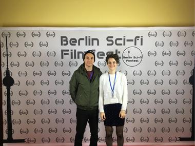 Neapolis University in Cyprus Assistant Professor Jason Georgiades Wins Award at International Film Festival
