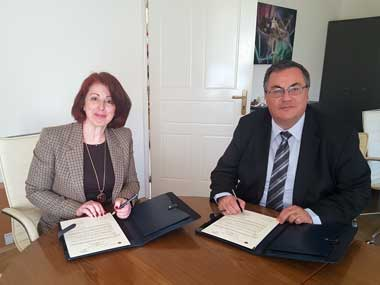 Cooperation Memorandum between Neapolis University in Cyprus and Harokopio University of Athens