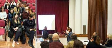 Νεάπολις , Πανεπιστήμιο στη Κύπρο, Σχολή Αρχιτεκτονικής Μηχανικής και Γεωπεριβαλλοντικών Επιστημών, Παρουσίαση φοιτητικών εργασιών στον Δήμο Πόλης Χρυσοχούς