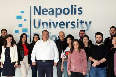 Connecting Programmes of Neapolis University in Cyprus with the Labour Market