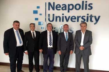 "Cooperation Agreement between Neapolis University in Cyprus and the Engineering Management School of UNION ""NIKOLA TESLA"" UNIVERSITY, Belgrade, Serbia"