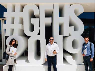 Participation of Neapolis University in Cyprus at the Global Forum for Higher Education and Scientific Research held in Egypt from 4-6 April 2019