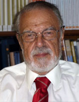 Prof Panayiotis Carydis - Professor of Earthquake Engineering of Neapolis Univrsity in Cyprus