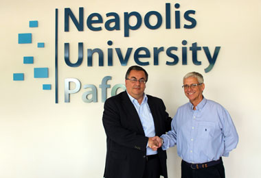 Cooperation between Neapolis University in Cyprus and the distinguished Israeli academic college Tel-Hai