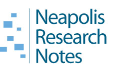 Neapolis Research Notes Logo