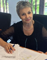 Prof. Anastasia Reppas - Professor of Educational Administration - Neapolis University in Cyprus