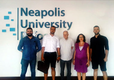 Collaboration between Neapolis University in Cyprus and Abbass Ajami Architects