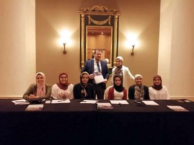 Presentation of Neapolis University in Cyprus in Egypt's Market