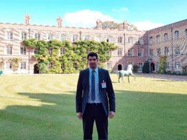 Ο Γεώργιος Δημητριάδης στο 37ο Διεθνές Συμπόσιο Οικονομικού Εγκλήματος του Πανεπιστημίου του Cambridge