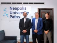 Neapolis University in Cyprus MA programme in Digital Video Production signs MoU with SAE Institute School of Creative Media of the LTUC