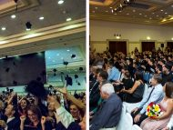 Neapolis University in Cyprus celebrated its 7th graduation ceremony