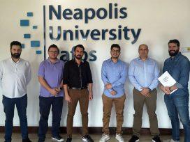 Υπογραφή Συμφωνίας Συνεργασίας Πανεπιστημίου Νεάπολις με Nexxie Group