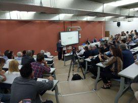 Η Οργάνωση Νέων Επιστημόνων του ΔΗ.ΣΥ Πάφου διοργάνωσε διάλεξη με θέμα «Εναλλακτικές Επενδύσεις: από τη θεωρία στην πράξη, η περίπτωση της Κύπρου»