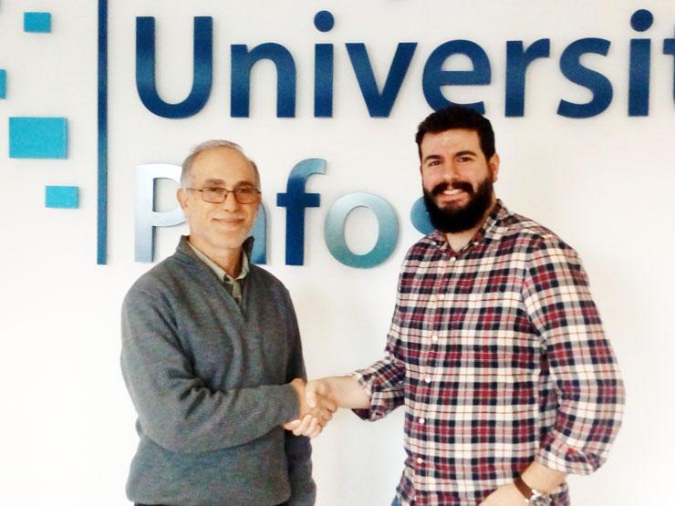 Cooperation Agreement between Neapolis University in Cyprus - Radio Paphos Pancyprian