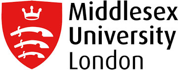 Middlesex Univesity London Logo
