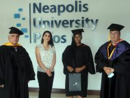 Neaplis University in Cyprus: Connecting Excellence In Applied Knowledge with Corporate Leaders in the Job Market