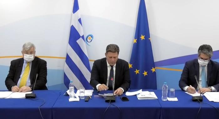 Συμμετοχή Κοσμήτορα Καθ. Στέλιου Περράκη, Κοσμήτορα Νομικής Σχολής Νεάπολις Πανεπιστήμιου στην Κύπρο στη Τελετή Παράδοσης της Προεδρίας της Επιτροπής Υπουργών του Συμβουλίου της Ευρώπης