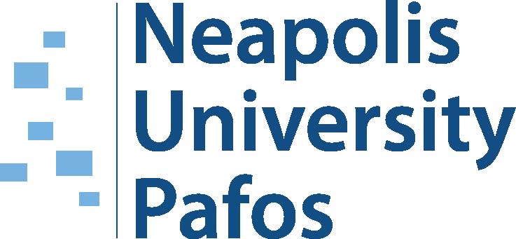 Neapolis University Logo english