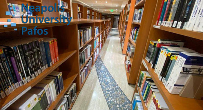 Neapolis University in Cyprus: Extensive network of the Library's collaborations, for the service of the student community, in Greece, Cyprus and internationally